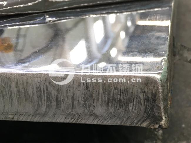 30mm厚不锈钢镜面板_2米宽
